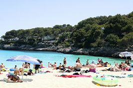 Cala d'Or: Cala Gran Beach