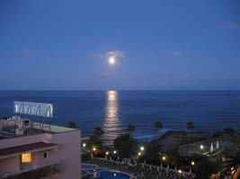 Cala Millor: Moon Over The Sea
