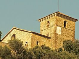 Deia Church