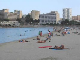 Magaluf: Playa Son Matias Beach
