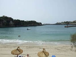 Porto Cristo: Harbour And Beach View