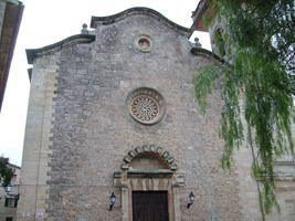 Church of Santa Catalina, Valldemossa